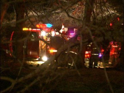 Muddy Ground Hampers Broken Arrow Firefighters