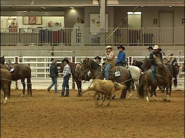 Ropers Work Tulsa Holiday Circuit