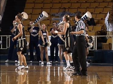 ORU Women's Basketball Loses To Oakland