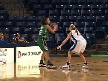 TU Women's Basketball Falls To Thundering Herd