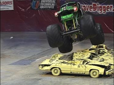 Monster Truck Rally Rolls Into Tulsa