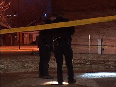 Tulsa's Fourth Homicide Of The Year