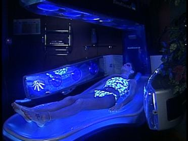 Lawmaker Looks To Restrict Tanning Bed Access