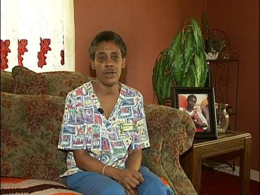 Mother Of Murdered Tulsan Offers Forgiveness