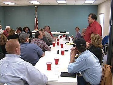 Rural Oklahoma Mayors Eye Stimulus Dollars