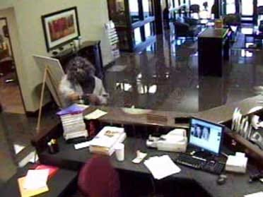 Search Continues For A Tulsa Bank Robber