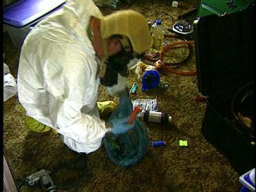 Oklahoma Tackles The Dangers Of Crystal Meth