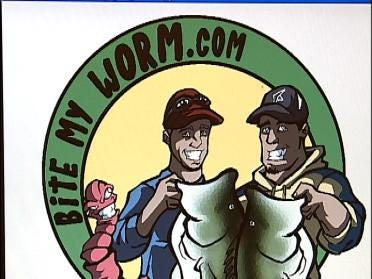 Tulsan Makes Cartoon Out Of Your Big Catch
