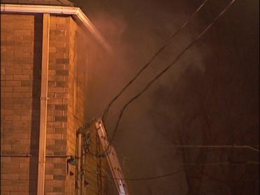 Investigators Search For A Tulsa Church Arsonist
