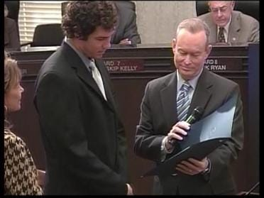 OKC Mayor Proclaims Sam Bradford Day