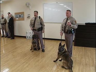 See The Newest Tulsa County Sheriff's Deputies