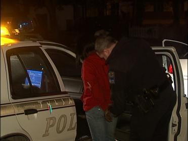 Tulsa Police Arrest Man Following Traffic Stop