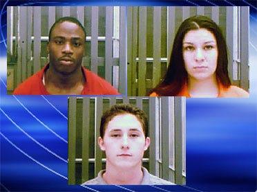 Bartlesville Trio In Ottawa Co. Jail