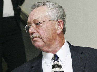 Former Sheriff Convicted On Sex Charges