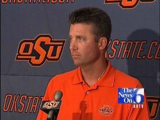Gundy Names Butler To OSU Football Staff