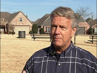 Homeowners Protest New Tulsa Apartment Complex