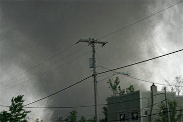 Kansas Had Most Tornadoes In 2008