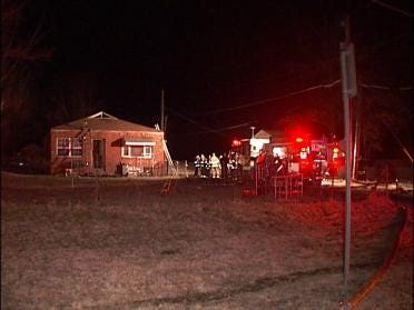 Cause Of Tulsa Co. House Fire Investigated