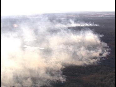 Grass Fires Keep Emergency Crews Busy