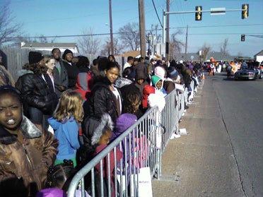 Thousands Participate In Tulsa MLK Parade