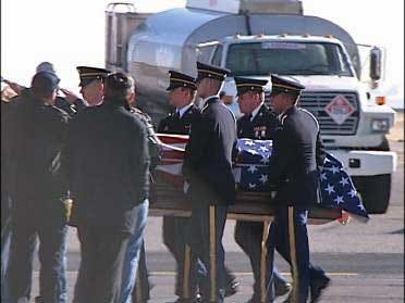 Broken Arrow Soldier Remembered At Memorial