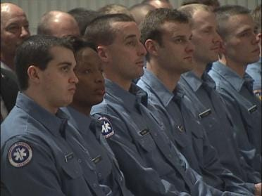Tulsa Gains New Firefighters