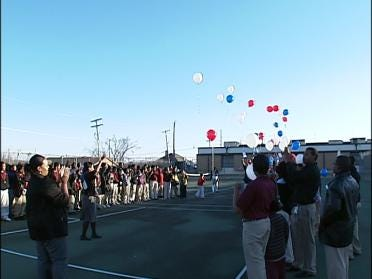 Balloons Carry Dreams Of Tulsa Students