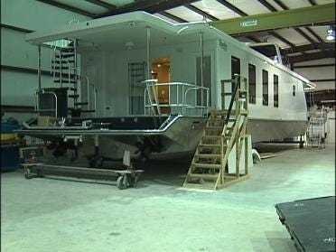 Houseboat Offers Two For One Deal