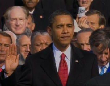Inaugural Address Of President Barack Obama