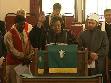 Tulsa Group Offers Prayers For New President