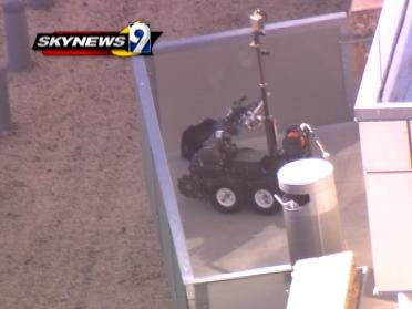 Bomb Squad Called To OKC Federal Building