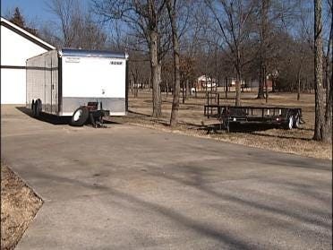 Rash Of Trailer Thefts In Mayes County