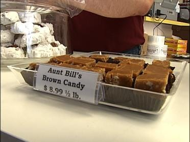 Tulsa Candy Shop Ready For Valentine's Day