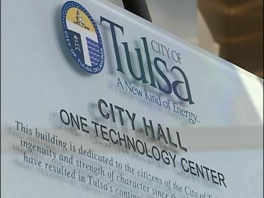 Official Dedication Of Tulsa's New City Hall
