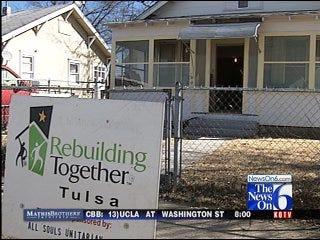 Retirees Rebuilding Tulsa Together