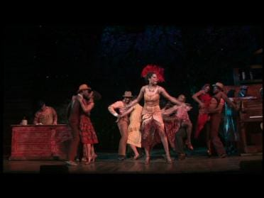 Former Tulsan In 'The Color Purple'