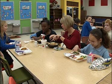 Kids, Mentors Benefit From Big Brothers Big Sisters