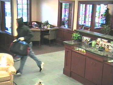 More Pictures Released In Tulsa Bank Robbery