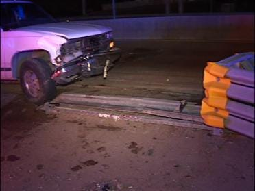 No Injuries In Two Overnight Tulsa Accidents