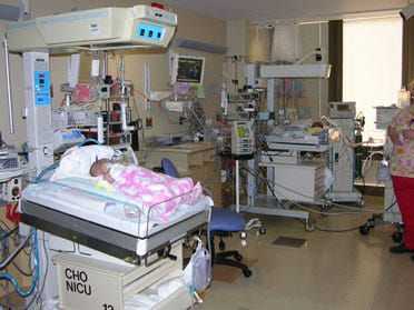 Separated Twins Remain In Critical Condition
