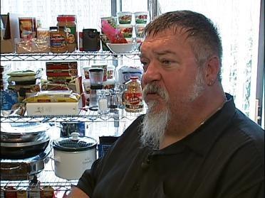 Weight Loss A Matter Of Life For A Tulsa Man