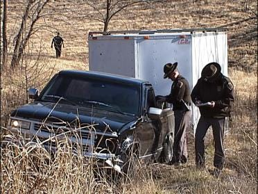 Man Steals Trailer, Leads OHP On Chase