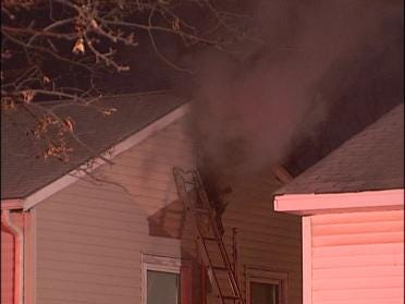 Electrical Short Sparks Tulsa House Fire