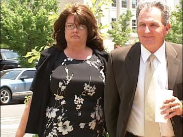 Former State Auditor Gets Eight Years