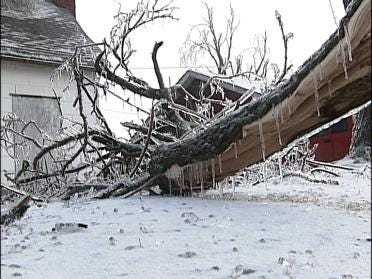 Westville Residents Coping After Storm
