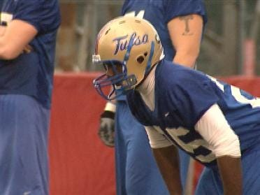 Tulsa Prepares For GMAC Bowl
