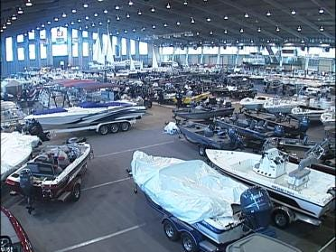 Boat Show Offers Cure For Spring Fever