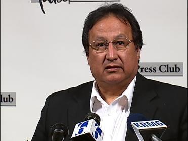 Tulsa Coalition Supports Bill To Ban Indian Mascots