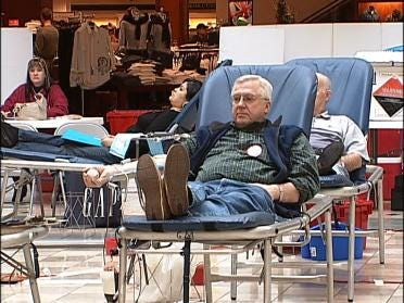 Red Cross In Need Of Money, Blood Donations
