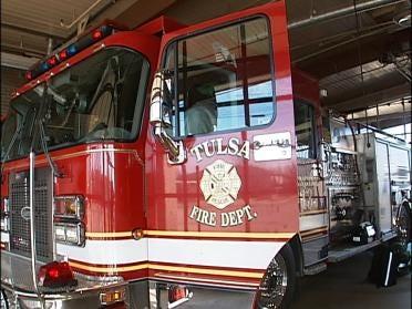 Tulsa Fire Department Gets New Medical Equipment